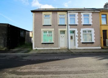 Thumbnail 3 bed end terrace house for sale in New Houses, Trallwn, Pontypridd