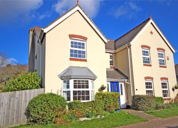 Thumbnail 5 bed detached house for sale in Field Rise, Old Town, Swindon