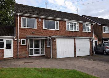 3 bed semi-detached house for sale in Aylesbury Road, Hockley Heath, Solihull B94