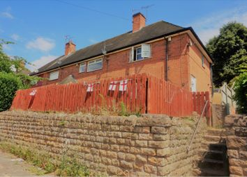Thumbnail 2 bed semi-detached house for sale in Carnwood Road, Bestwood