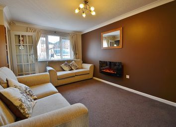 Thumbnail 2 bed terraced house to rent in Bakers Close, Nottingham