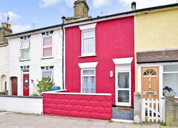 Thumbnail 3 bedroom terraced house for sale in Gardiner Street, Gillingham, Kent