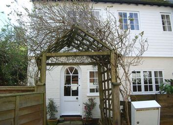 Thumbnail 2 bed semi-detached house to rent in Eardley Road, Sevenoaks
