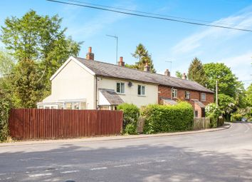 3 bed end terrace house for sale in Middlemoor Road, Whittlesford, Cambridge CB22