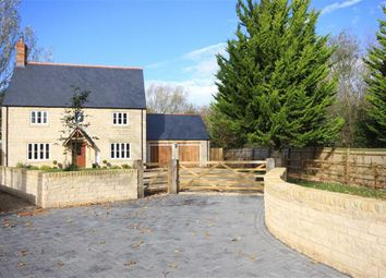 Thumbnail 4 bed detached house for sale in Suter's Lane, Wanborough, Swindon