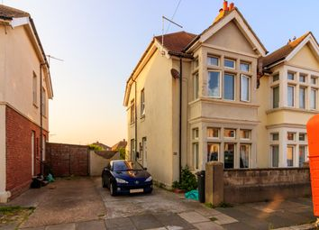 Thumbnail 3 bed semi-detached house for sale in Bulverhythe Road, St. Leonards-On-Sea