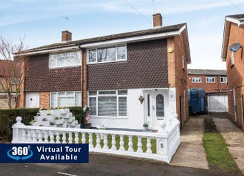 Thumbnail 2 bed semi-detached house for sale in Hayman Crescent, Hayes