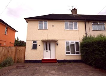 Thumbnail 3 bed semi-detached house to rent in Lansing Close, Nottingham