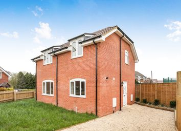 Thumbnail 3 bed detached house for sale in Nepaul Road, Tidworth