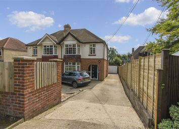Thumbnail 3 bed semi-detached house for sale in Thornhill Park Road, Southampton, Hampshire