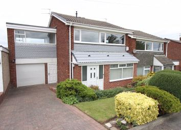 Thumbnail 4 bed semi-detached house for sale in Brockenhurst Drive, Hastings Hill, Sunderland