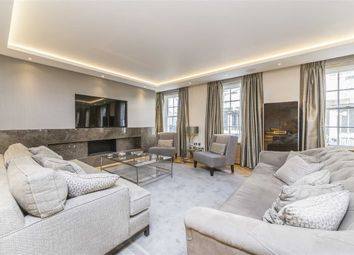 Thumbnail 3 bed flat to rent in Upper Grosvenor Street, London