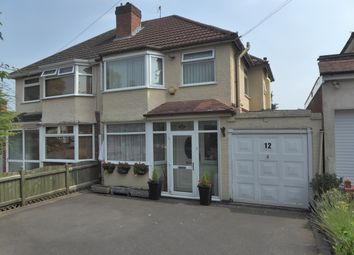 Thumbnail 3 bed semi-detached house for sale in Midhurst Road, Birmingham