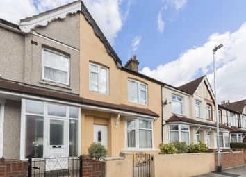Thumbnail 4 bed terraced house for sale in Morden Road, Chadwell Heath