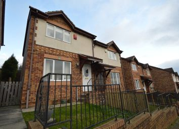 Thumbnail 2 bed semi-detached house for sale in Phoenix Court, Batley