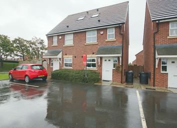 Thumbnail 3 bed semi-detached house for sale in Parish Gardens, Leyland