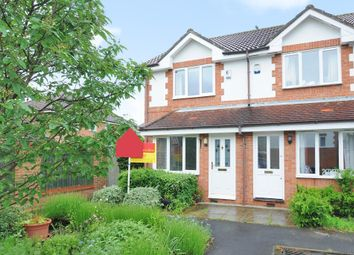 Thumbnail 2 bedroom end terrace house to rent in Bhandari Close, Oxford
