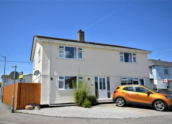 Thumbnail 5 bed semi-detached house for sale in Hugus Road, Threemilestone, Truro, Cornwall