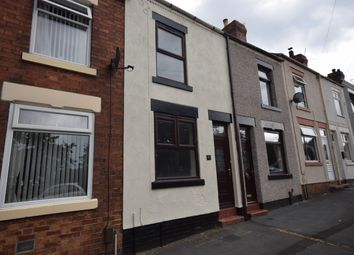 Thumbnail 2 bed terraced house to rent in Whitfield Road, Stoke-On-Trent