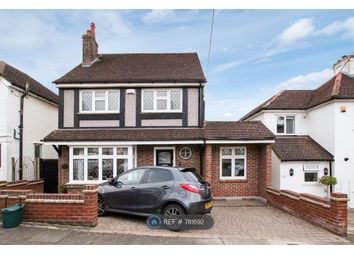 Thumbnail 4 bed detached house to rent in Crown Road, Orpington