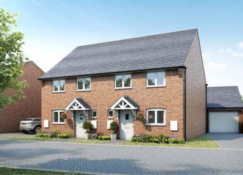 """Barwick"" at ""Barwick"" At Aylesbury Road, Bierton, Aylesbury HP22. 3 bed semi-detached house for sale"