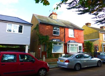 Thumbnail 3 bed semi-detached house for sale in Forge Lane, Whitstable