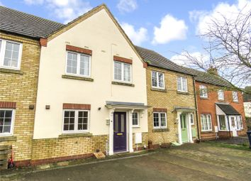3 bed terraced house for sale in Bluebell Close, Ramsey St. Marys, Huntingdon, Cambridgeshire PE26