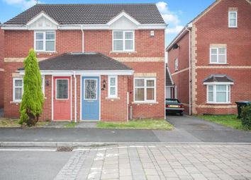 Thumbnail 2 bedroom semi-detached house for sale in Witnell Road, Radford, Coventry, West Midlands