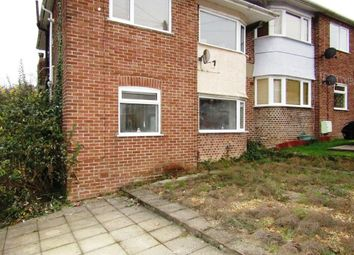 Thumbnail 2 bed maisonette for sale in Ashburnham Close, Southampton