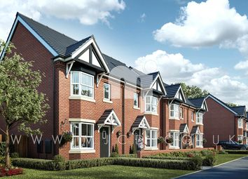 Thumbnail 4 bed semi-detached house for sale in Winnington Lane, Northwich