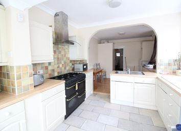 Thumbnail 4 bed semi-detached house to rent in Ordnance Road, Enfield