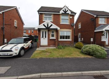Thumbnail 3 bed detached house for sale in Pleasant Street, Castleton, Rochdale