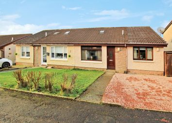 Thumbnail 2 bed semi-detached bungalow for sale in Manse View, Motherwell