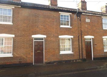 Thumbnail 3 bedroom cottage to rent in Benton Street, Hadleigh, Ipswich