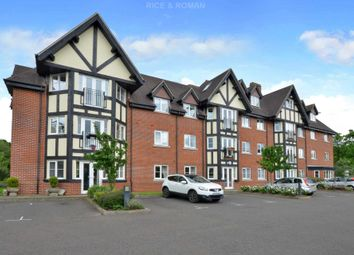 Thumbnail 2 bed flat for sale in Manor Road North, Hinchley Wood, Esher