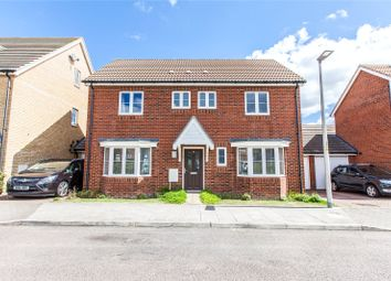 Thumbnail 4 bed detached house for sale in Guelder Rose Drive, Hoo, Kent