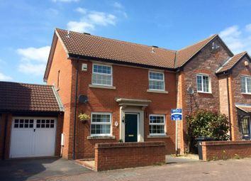 Thumbnail 3 bed semi-detached house for sale in 8 Cashford Gate, Nerrols Farm, Taunton, Somerset