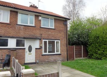 Thumbnail 3 bedroom end terrace house for sale in Springside Close, Walkden, Manchester