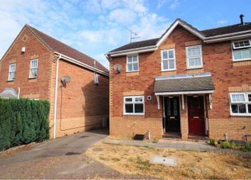 Thumbnail 2 bedroom semi-detached house for sale in Anson Close, Skellingthorpe