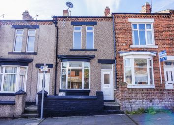 Thumbnail 3 bed terraced house for sale in Dodds Street, Darlington