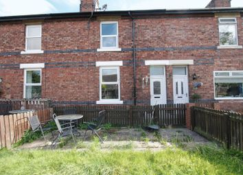 Thumbnail 3 bedroom terraced house for sale in Railway Cottages, South Newsham, Blyth