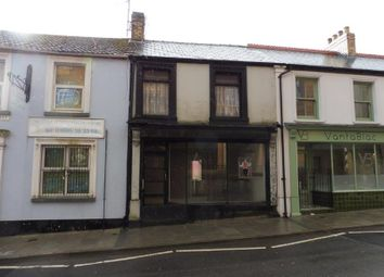 Thumbnail Retail premises for sale in Bolgoed Place, Pontmorlais, Merthyr Tydfil