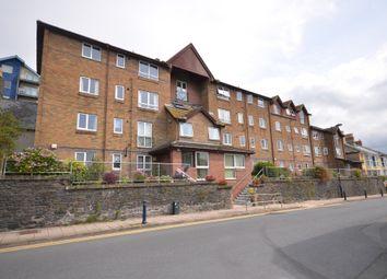 Thumbnail 2 bed flat for sale in Llys Hen Ysgol, North Road, Aberystwyth