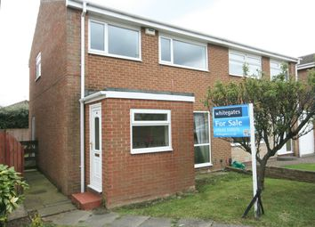 Thumbnail 3 bed semi-detached house to rent in Penton Court, Billingham, Tees Valley