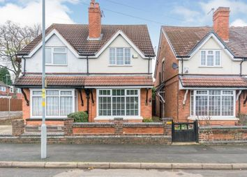 Thumbnail 3 bed semi-detached house for sale in Augusta Road, Acocks Green, Birmingham, West Midlands