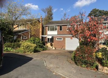 Thumbnail 4 bedroom detached house to rent in Audley Way, Ascot
