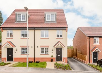 Thumbnail 3 bed semi-detached house for sale in Firecrest Way, Kelsall