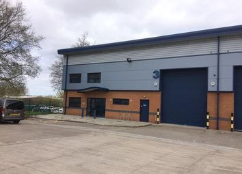 Thumbnail Light industrial to let in Unit 3, Woodway Court, Thursby Road, Croft Business Park, Bromborough, Wirral