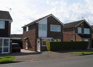 Thumbnail 3 bed detached house for sale in Obelisk Rise, Kingsthorpe, Northampton
