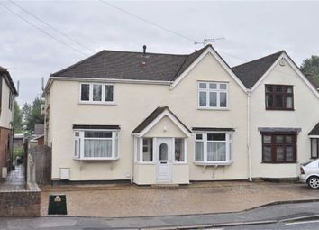 Thumbnail 5 bedroom semi-detached house for sale in The Mead, Nazeing New Road, Broxbourne, Hertfordshire